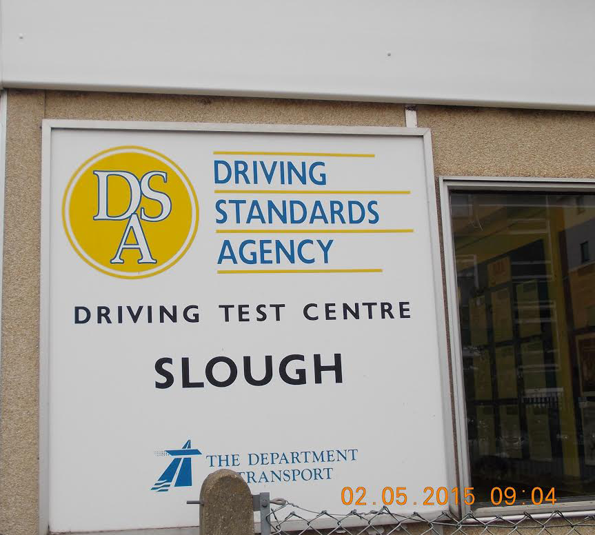 driving instructor slough